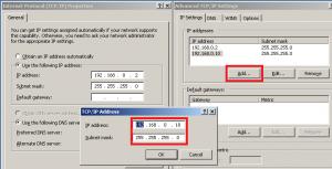 network load balancing cluster ip