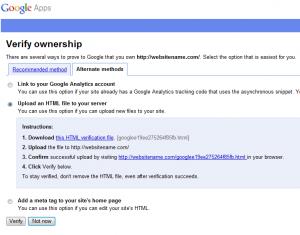 google apps setup step4