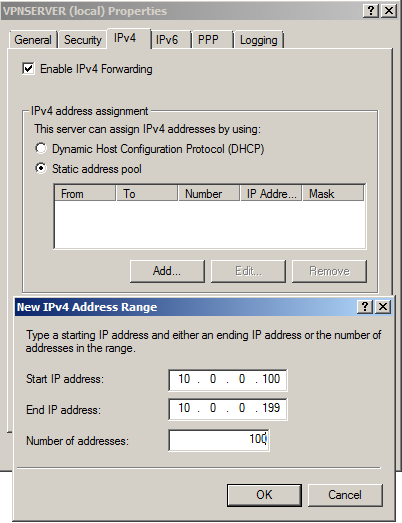 windows allocate ip address