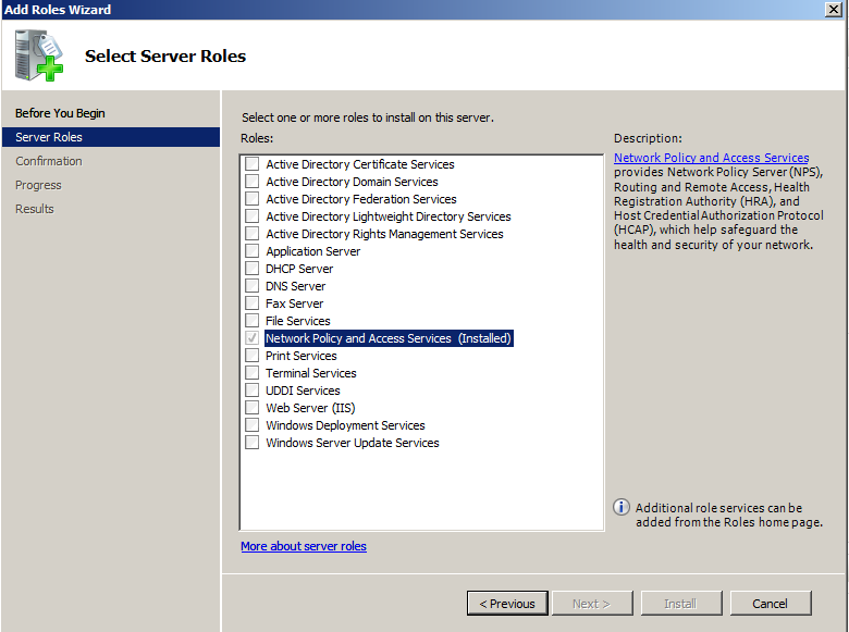 How to setup a VPN Server in Windows Server 2008 - Jesin's Blog