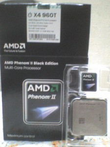 AMD Phenom II X4 960T Black Edition