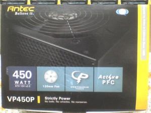Antec VP450P PSU
