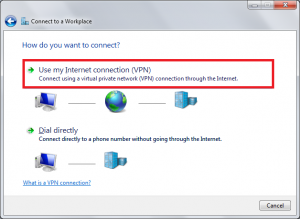 use my internet connection