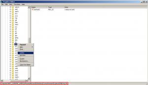 delete HKCU lnk extension