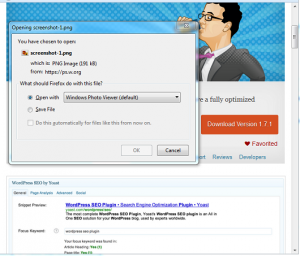 Please fix your WP.org Plugin screenshots