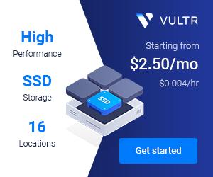 Vultr SSD VPS